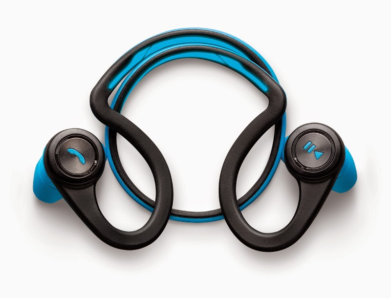 Auricular Bluetooth BackBeat Fit de Plantronics