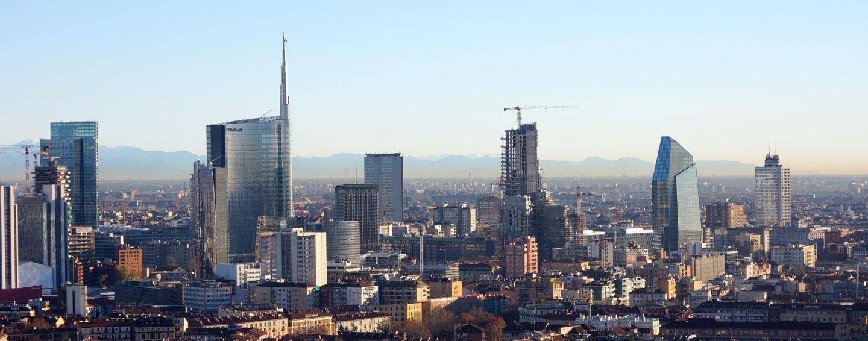 Milano skyline - E il momento di comprare casa ...