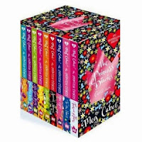 Buy The Princess Diaries Collection Set Of 10 Books + Rs. 731 cashback Rs. 1,625 only at Paytm.