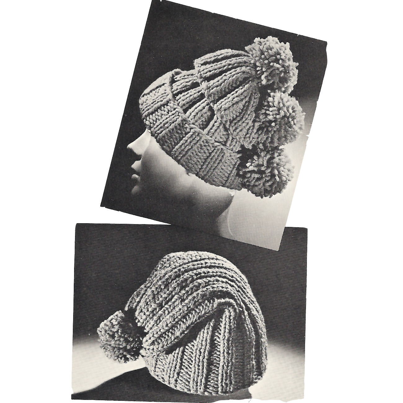 Vintage Knit Crochet Pattern Shop: Accessories to Knit Crochet, Coats Clarks ...