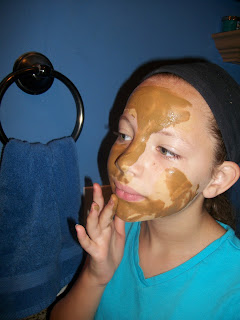 great natural mask for girls to use