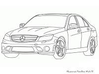 Gambar Mobil Mercedes Klasik