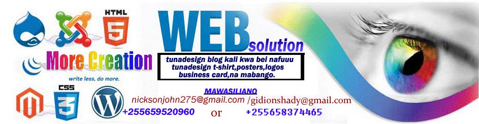 WEBSOLUTIO COMPANY BLOG & WEB DESIGNE