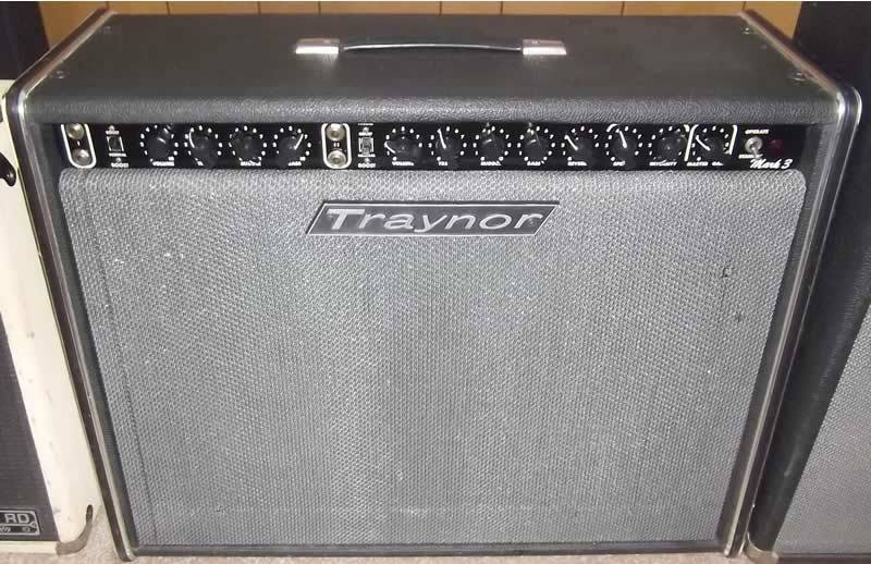 amplifiers Vintage traynor