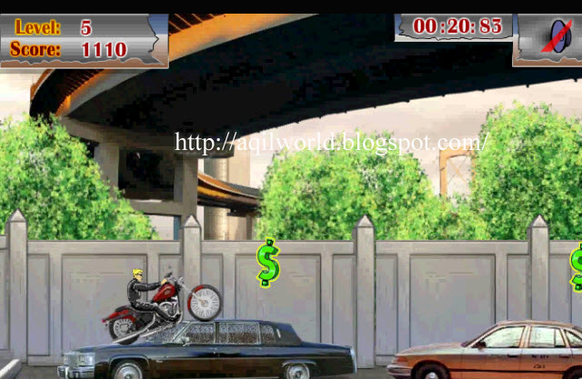 free download Game Cycle Commando