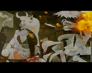 Guernica !937 fotogramma 1