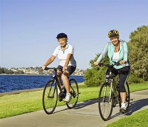 Cách đạp xe giảm cân hiệu quả