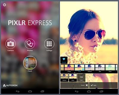 أفضل 5 تطبيقات مجانية لتحرير الصور والألوان لأجهزة #أندرويد