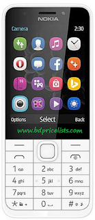 Nokia 230 Dual SIM mobile full sprcifications And Price Details In Bangladesh