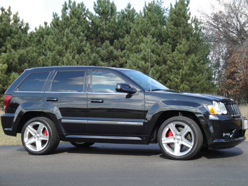 2008 jeep grand cherokee srt8 owner manual