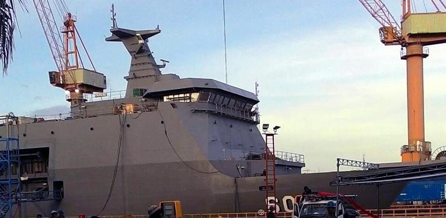 Strategic Sealift Vessel (SSV) Buatan PT PAL