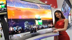 OLED TV Display
