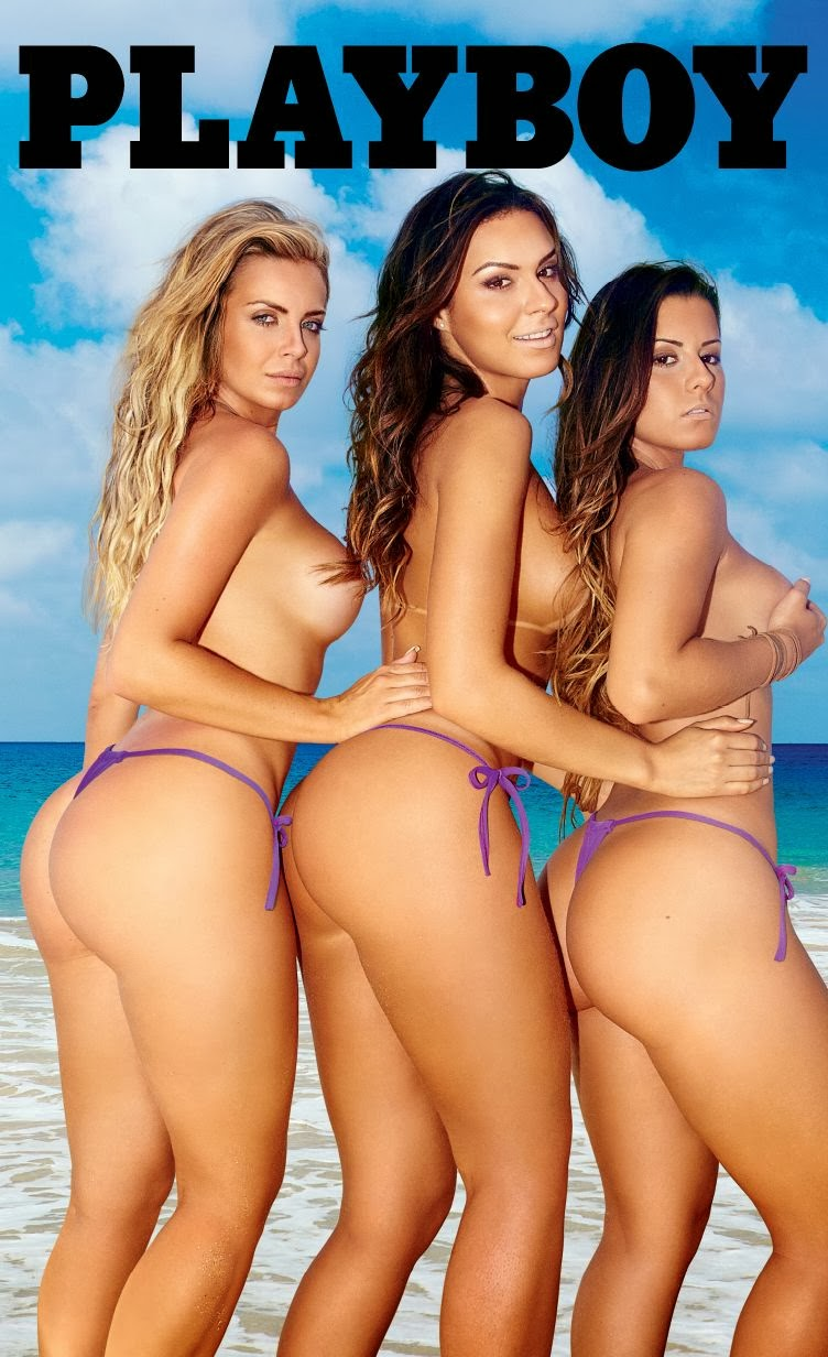 ++(1) Download Revista Playboy As Belas da Praia Janeiro 2014