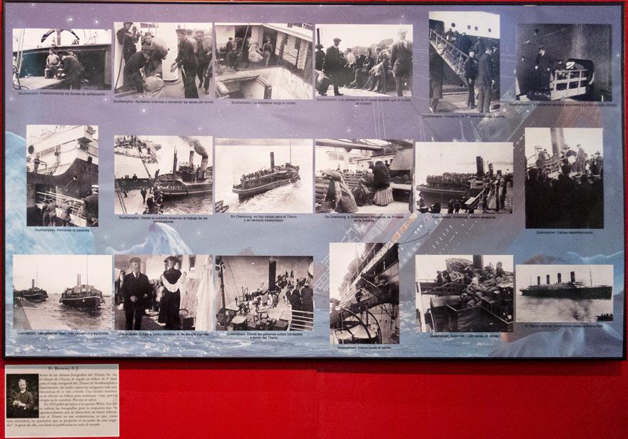 Fotografías del Titanic
