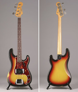 Бас-гітара Fender Precision Bass