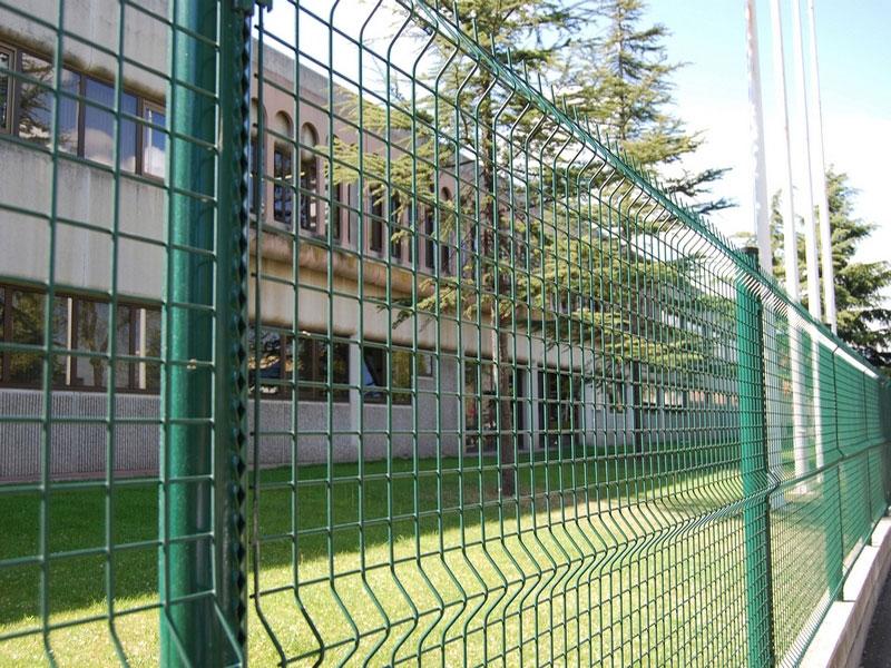 Ograde za dvoriste slike  Panelne ograde za dvoriste
