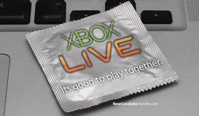 XBOX-Corporate-Logos-Condom-Live