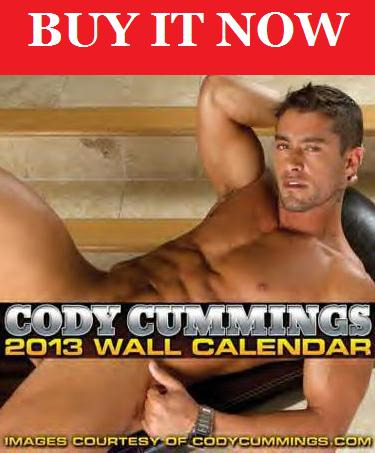 Cody Cummings 2013 Calendar