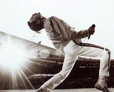 Queen frontman, Freddie Mercury