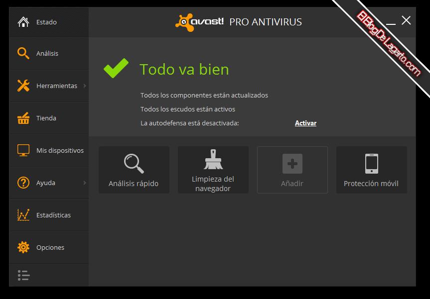 Avast Antivirus 2014 PRO Full