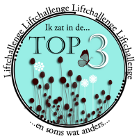 Top 3-plaats challenge #7 en #23