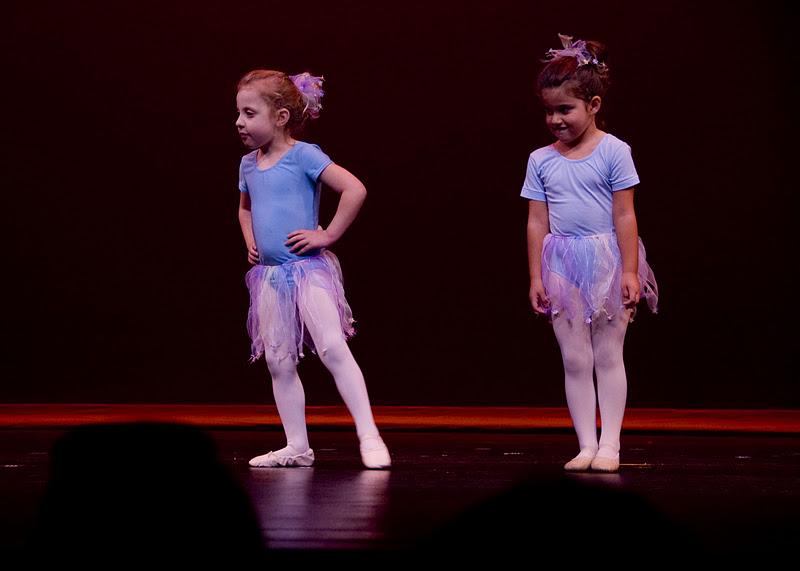 my first dance recital