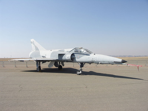 Cheetah Single-Seat MultiroleFighter Aircraft