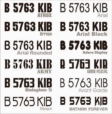 Daftar Kode Nomor Plat Kendaraan Kalimantan  Timur