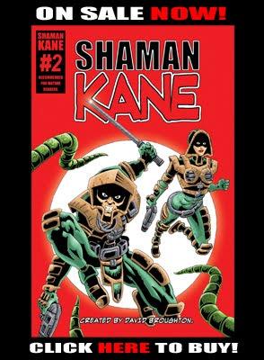 SHAMAN KANE #2