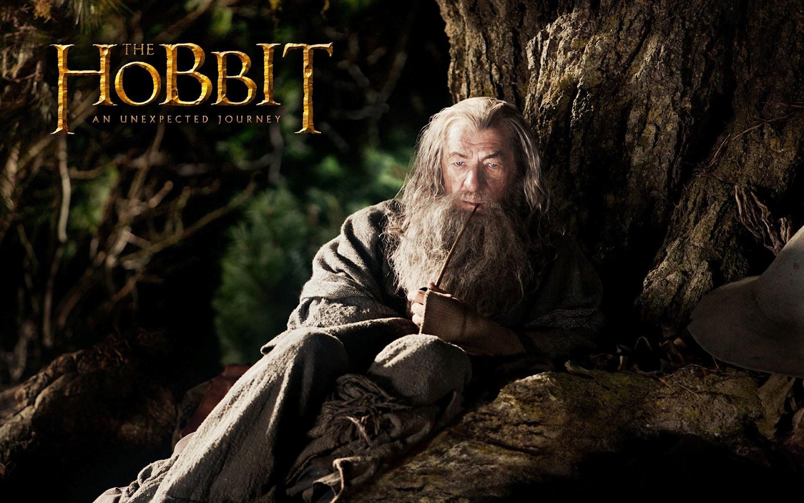 Wallpaper Land: The Hobbit Gandalf