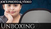 "Life Of Photo 12"" White Balance Gray Card   Unboxing"
