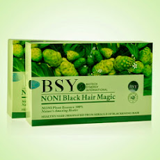Noni Black Hair Magic - Paket Ekonomis 3 Box