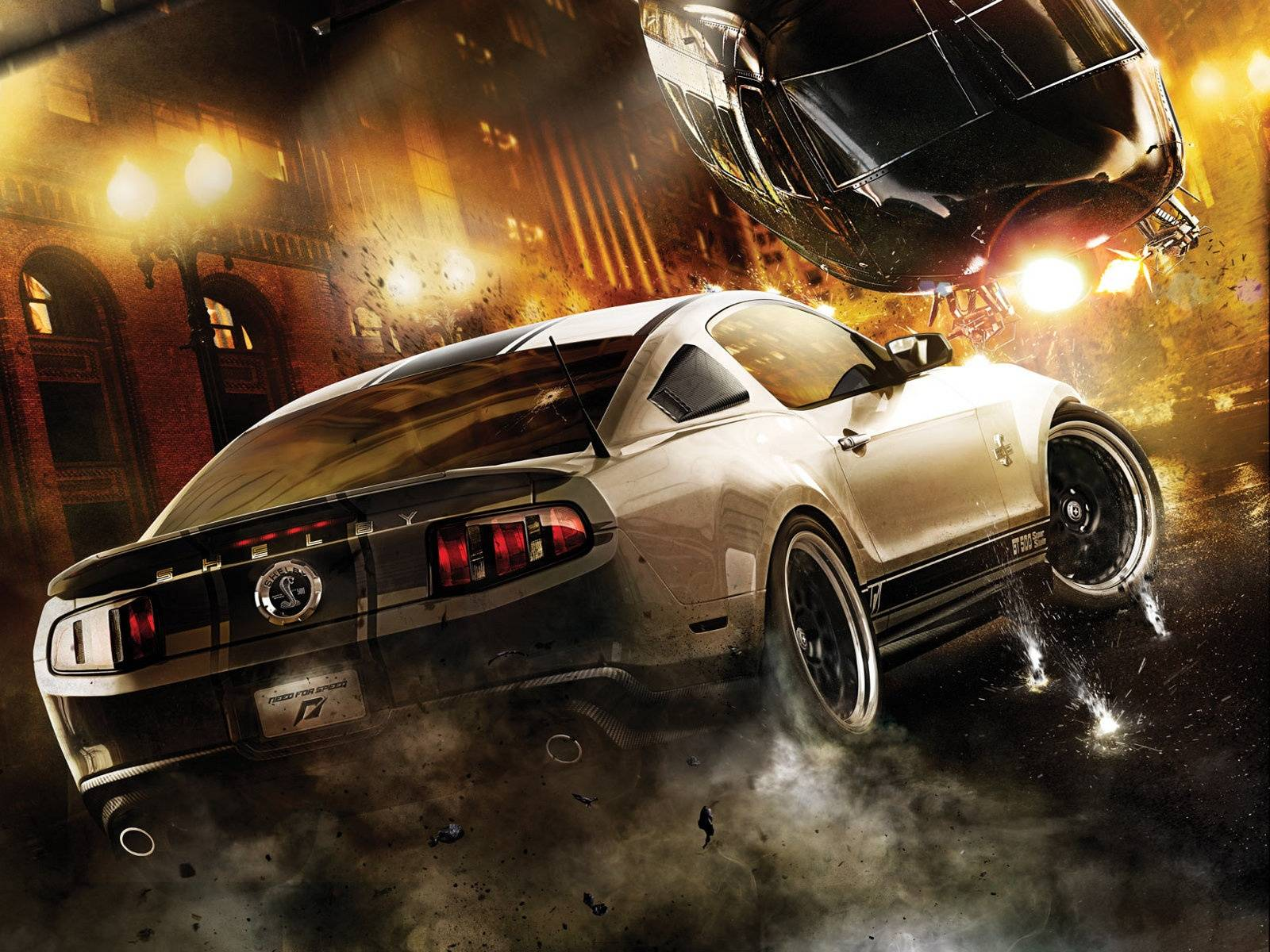 Need for Speed HD & Widescreen Wallpaper 0.0945090422922998