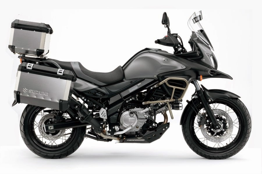 Suzuki V-Strom 650XT ABS (2015) Side
