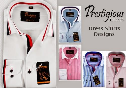 Designer Dress Shirt for Eid