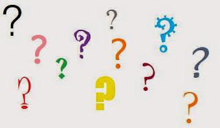question marks by zizi rho