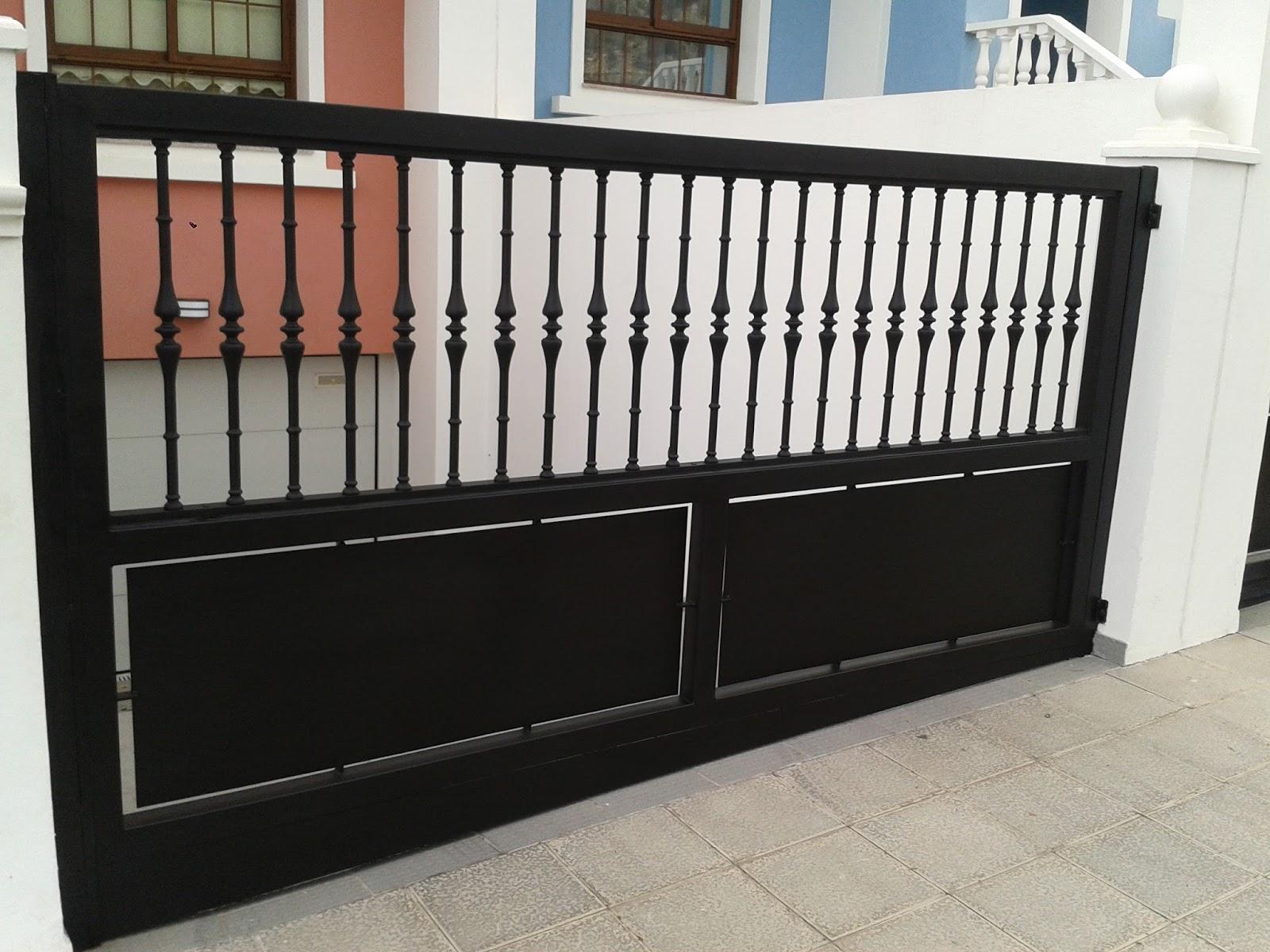 Puertas garaje tenerife - Garajes de metal ...