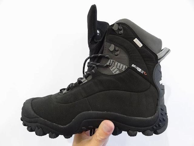 Quentin Combe Savage Gear Nouveautés News 2014 Vêtements Off Road Boot Etanche Imperméable 100% Robuste Confortable