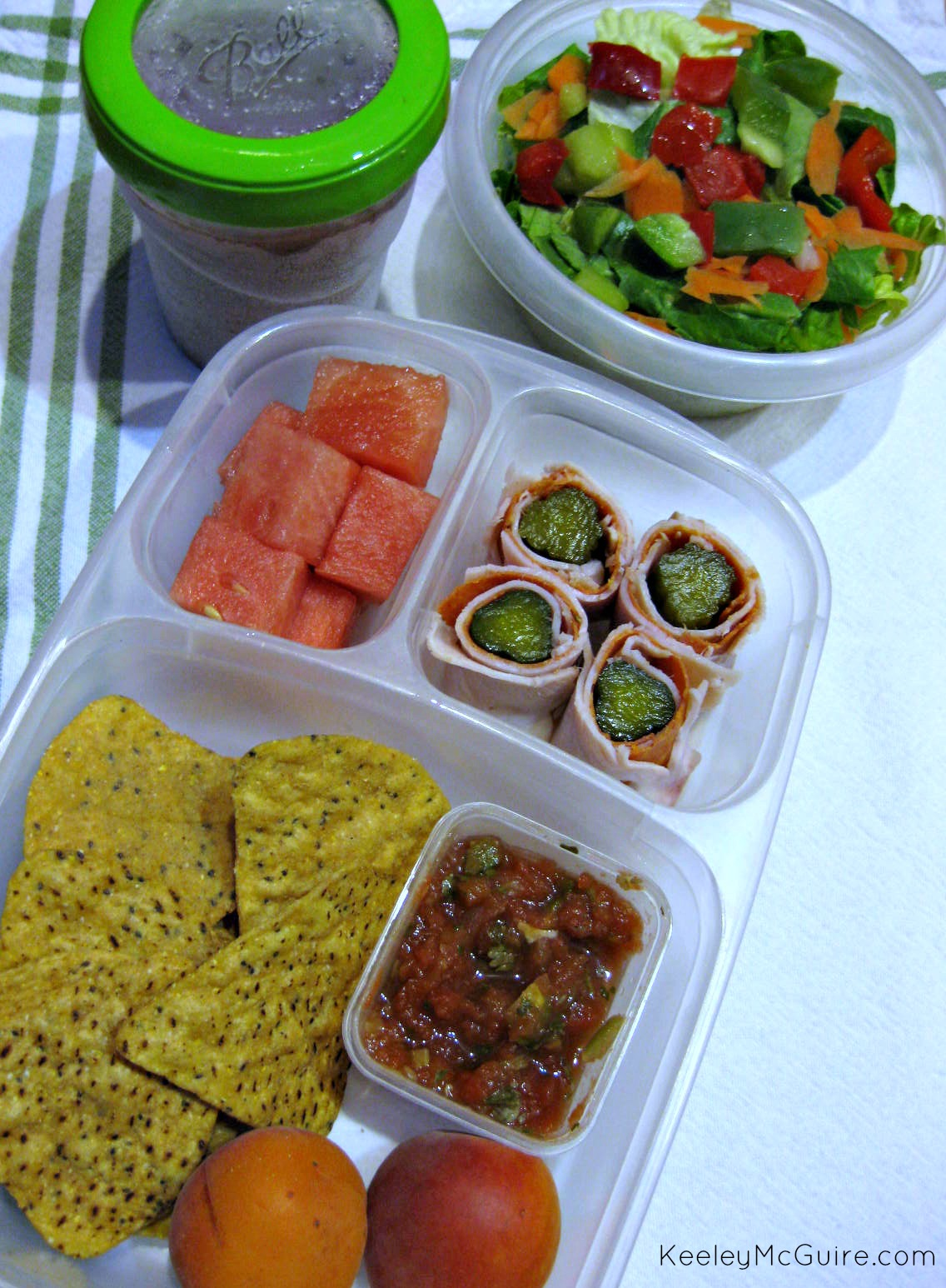 Gluten Free & Allergy Friendly: Lunch Made Easy: Healthy ...