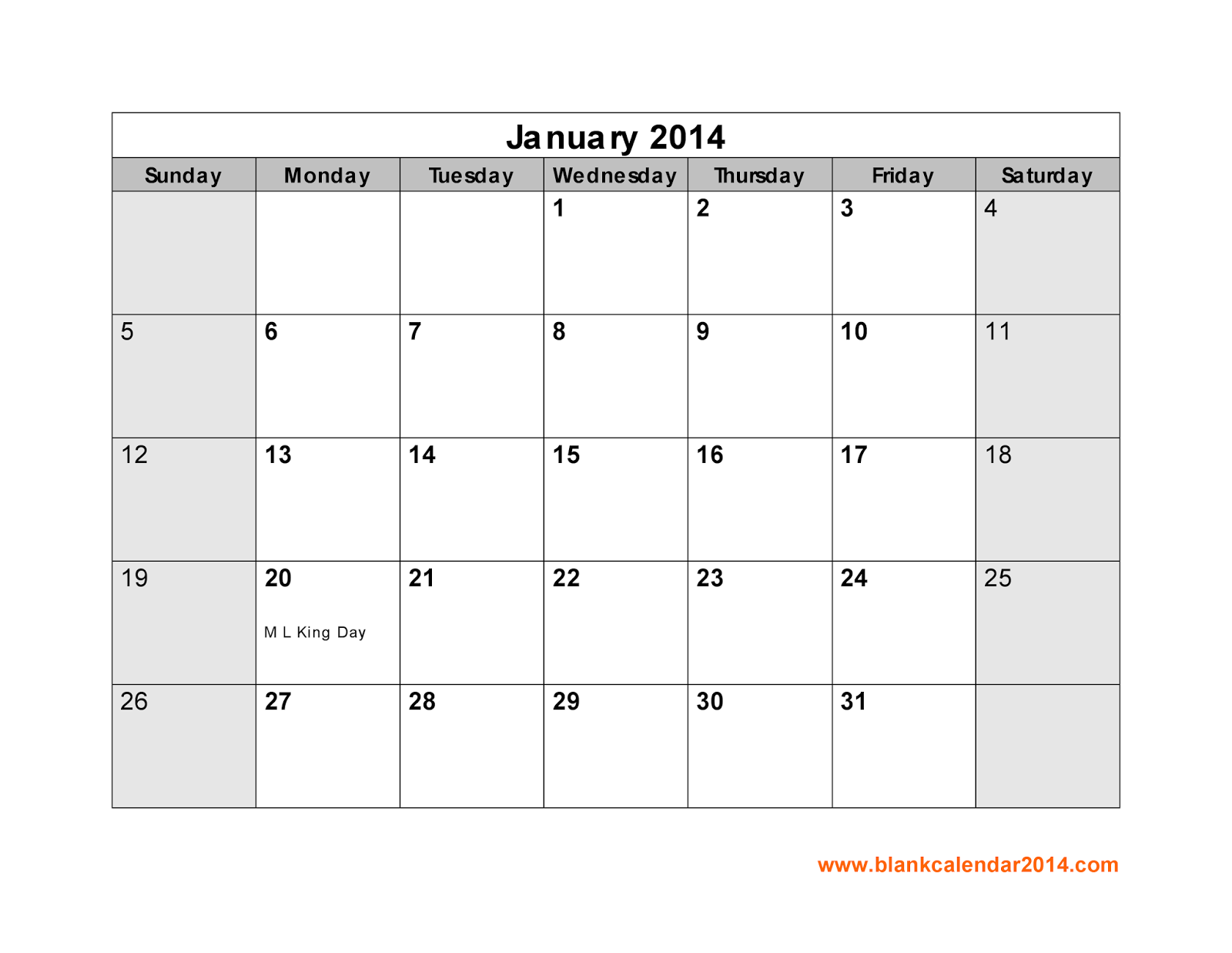 15 month calendar template - january 2014 calendar printable 15 printable calendar