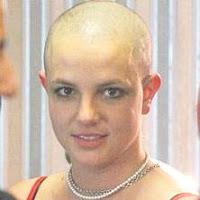 Britney, uma careca famosa
