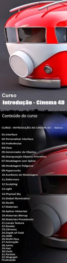 Introdução ao Cinema 4D
