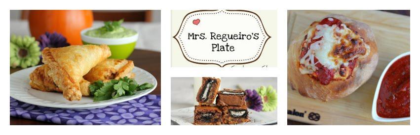 Mrs. Regueiro's Plate