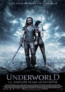 Underworld 3: La rebelión de los licántropos (2009) online
