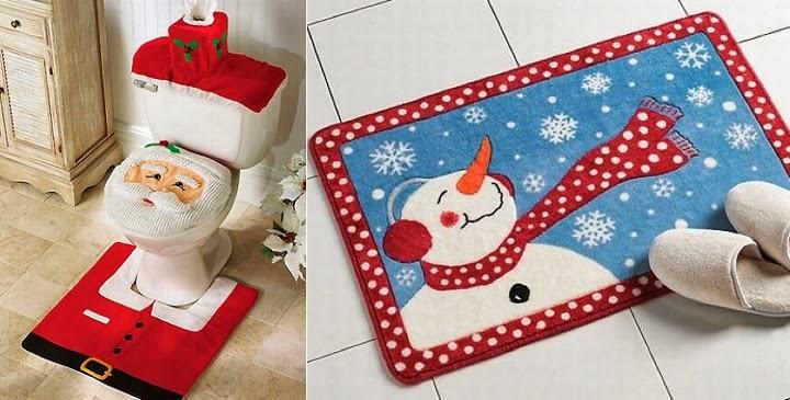 Decorar Baño Navidad:Marzua: Ideas para decorar el baño en Navidad