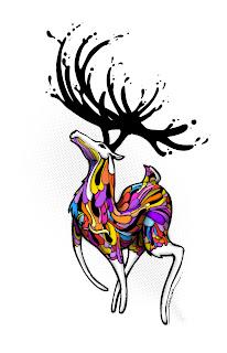 "Marcos Santos ""Marcus"" - Flying deer ciervo"
