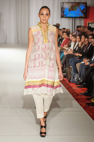 Pakistan Fashion Week London Lakhani Collection 2013-2014 Formal/Spring