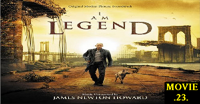 I Am Legend, 2007, legend, I am, Will Smith, Hollywood, Drama, Thriller, Sci-fi,