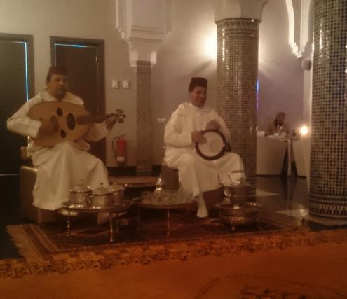 Pullman La Palmeraie Resort & Spa, Marrakech | Happy in Red