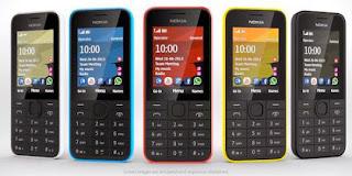 Harga Dan Spesifikasi Nokia 208 New
